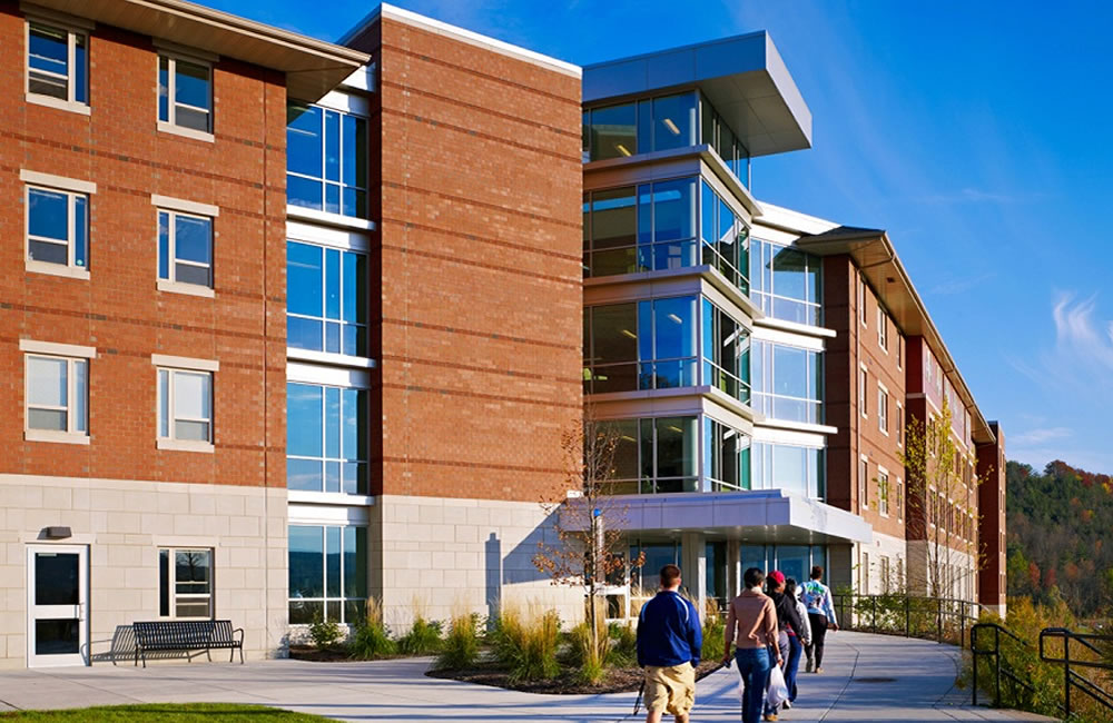 Mansfield University Housing